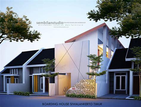 desain rumah  warung