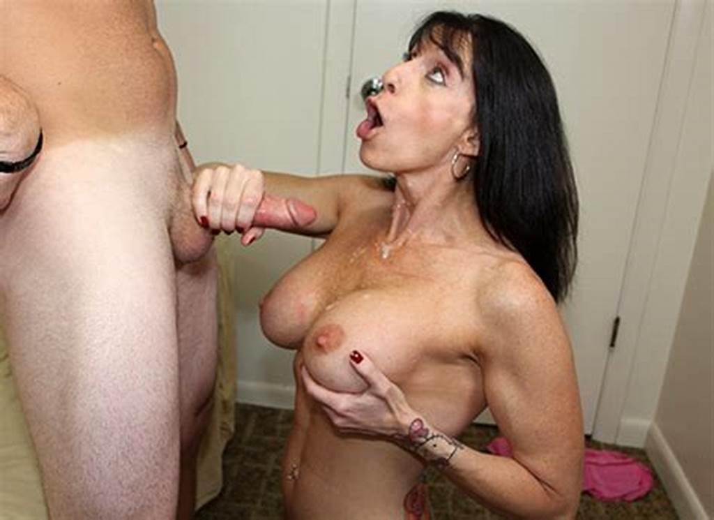 #Dude #Is #Surprised #When #His #Gf'S #Mom #Gives #Him #A #Handjob