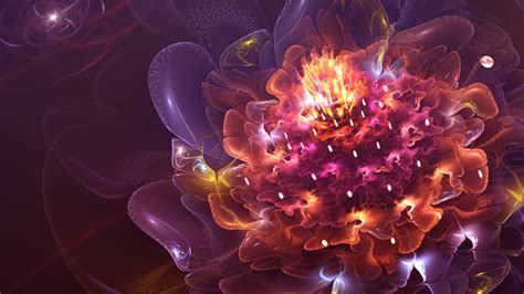3d Flower Wallpapers by Abstract Flower Wallpapers Hd Wallpapers Id 17718