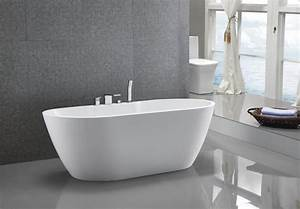 Freistehende Acryl Badewanne : freistehende badewanne jazz plus acryl wei 170 x 80 cm badewelt whirlpool badewannen ~ Sanjose-hotels-ca.com Haus und Dekorationen