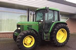 John Deere 6200 Wheel Tractor From Netherlands For Sale At