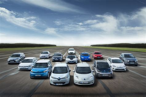 Electric Car Vehicle by 10 Big Name Corporations Launch 100 Electric Vehicle