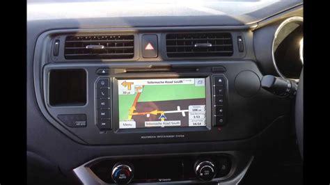 how make cars 2005 kia rio navigation system kia rio 2013 custom media navigation premium system youtube