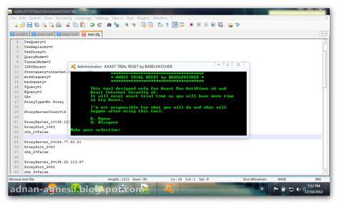 Avast Antivirus 7 Serial Keys