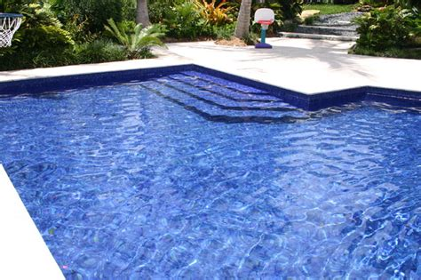 glass tile pools contemporary pool miami by