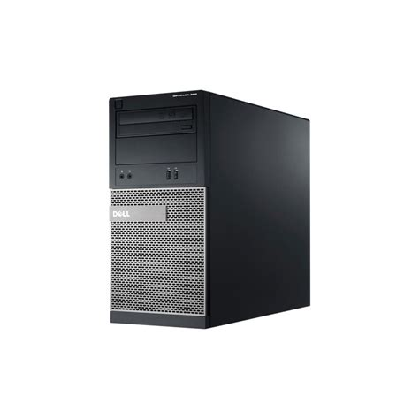 ordinateur bureau dell ordinateur de bureau dell optilex 390 mt x043900108e