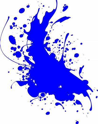 Paint Splat Clip Clipart Vector Clker