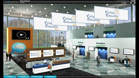 virtual education fair demo youtube