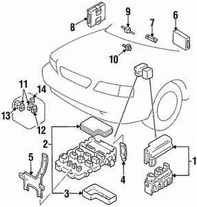 Electrical Components For 1998 Suzuki Esteem