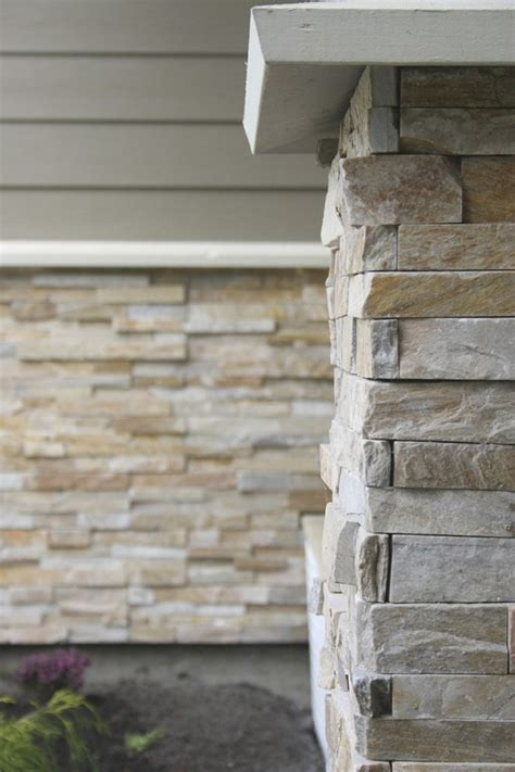 sublime stone veneer decorating ideas