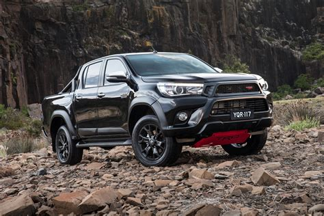 Toyota Hilux 2019 by 2019 Toyota Hilux Facelift Release Date Price Specs