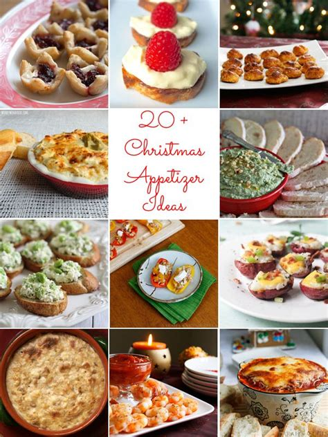 25 best ideas about easy christmas appetizers on