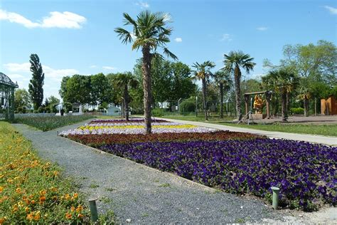 immagini giardini fioriti giardini fioriti cervi stetten primavera aiuola with