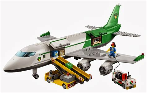 Lego City Cargo Terminal 60022