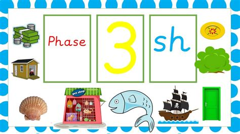 Phonics 'sh' Words Reading Machine Youtube