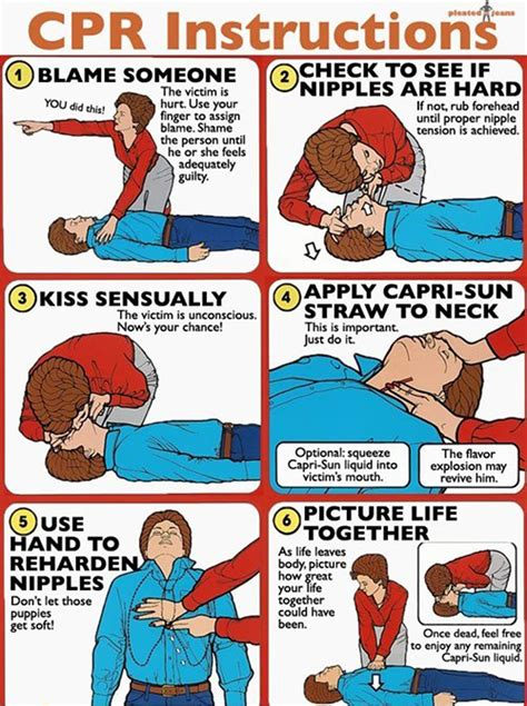 Cpr Dummy Meme - cpr instructions cpr instructions