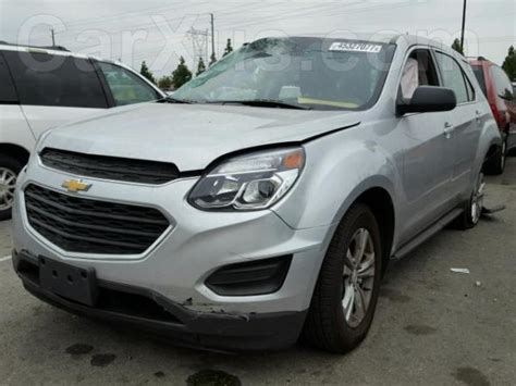 Used 2017 Chevrolet Equinox Ls Car For Sale @ 2,250 Usd On