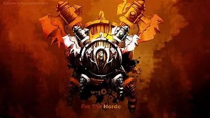 Horde Warcraft Wow Wallpapers 4k Fondo Ecran