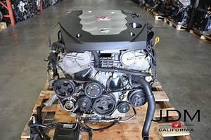 Jdm Vq35de For Infiniti G35    Nissan 350z 3 5l V6 Engine 03