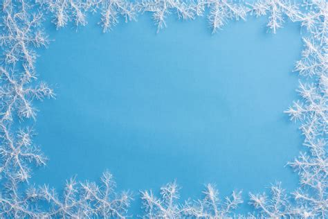 Winter Winter Background Snowflake by Image Of Winter Snowflake Frame Freebie Photography