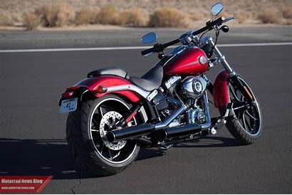 Harley Davidson Breakout Softail Bike Moscow Wallpapers
