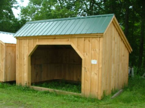 Run In Shed For Horses by Run In Shed Diy Choose Your Size Run In Shelter