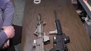 Ar 15 Rifles Short Stroke Piston Vs Impingement Gas