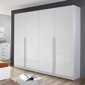 Kleiderschrank Weiß Lila : kleiderschrank lorca schrank wei hochglanz b 226 cm ebay ~ Indierocktalk.com Haus und Dekorationen