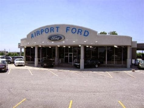 Airport Ford   Dealerships   8001 Burlington Pike