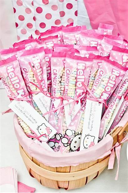 Bridal Shower Candy Kitty Hello Guests Favors