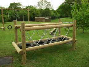 Recycled Rubber Decking by Tyre Challenge Adventure Playground Equipment