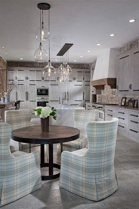 eclairage pour cuisine moderne ambiance cosy par le luminaire led dans une cuisine