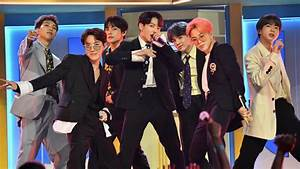 Here's Everything BTS Have Been Up To This Week | GRAMMY.com