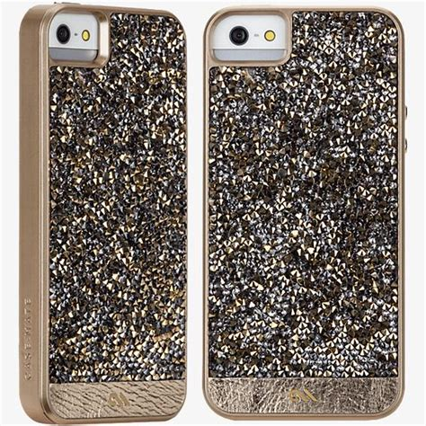 Case Mate Casemate Brillia E Champagne For Iphone  S