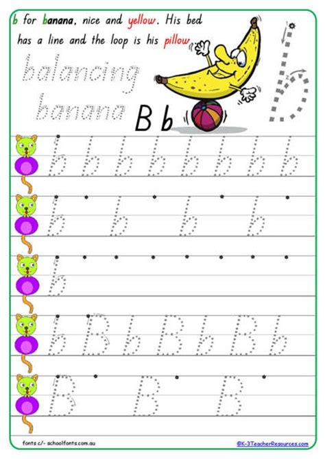 Free Printable Handwriting Practice Worksheets