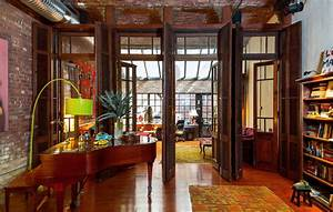 decordemon eclectic loft in new york With old new york apartments interior