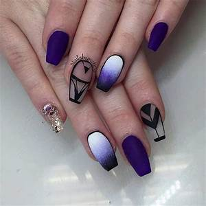 31 trendy nail ideas for coffin nails