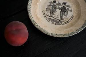 Assiette A Dessert : assiette ancienne porcelaine d but xxeme 1900 1920 ~ Teatrodelosmanantiales.com Idées de Décoration