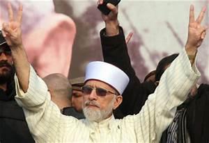 All hell broke loose on Qadri's arrival   The News Teller