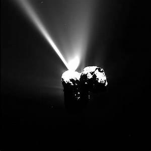 Rosetta and comet 67P: Eruption at perihelion.
