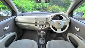 Nissan Micra 2005 : nissan march 2005 70km 1 2l auto youtube ~ Medecine-chirurgie-esthetiques.com Avis de Voitures