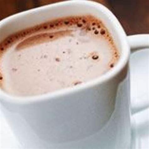 recette cuisine tous les jours recette chocolat chaud