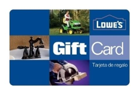 Click The Lowes Gift Card To Check Balance Online Gift
