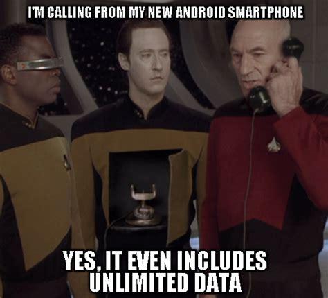 Data Star Trek Meme - star trek jodi l milner author