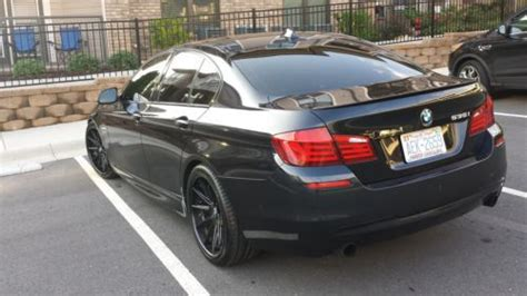 Purchase Used 2011 Bmw 535i M Sport Package F10 N55 Carbon