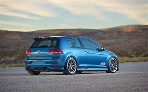 Vw Golf 7 R Tuning : 2015 h and r springs volkswagen golf 7 static 2 vw ~ Jslefanu.com Haus und Dekorationen