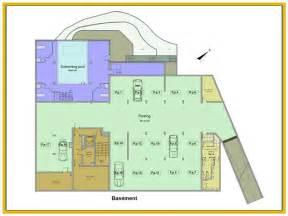 Delightful House Plan With Garage by Residential Underground Garage Plans Floor Plan House
