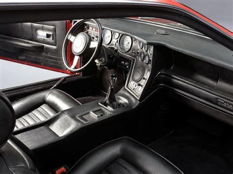 maserati merak interior interior maserati merak ss worldwide am122 1976 82