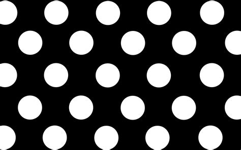 Black And White Dot Wallpaper Wallpapersafari
