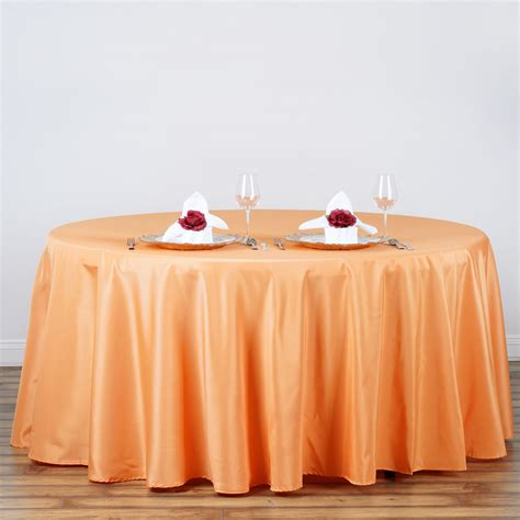 wholesale table linens for weddings 6 pcs 90 quot round polyester tablecloth wedding party table